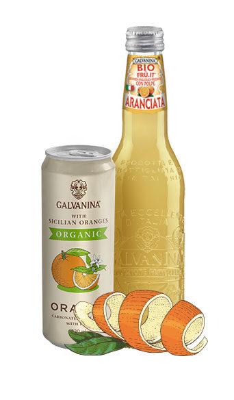 Bio Orangen-Limo