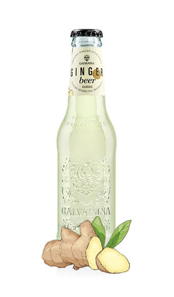 Klassisches Ginger Bier