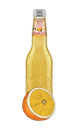 Organic Sparkling Orange