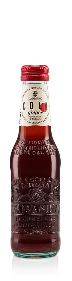 Organic Ginger Cola