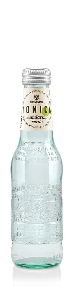 Organic Green Mandarin Tonic