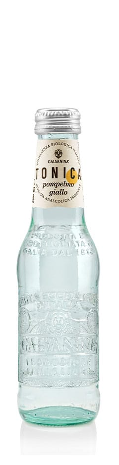 Organic Yellow Grapefruit Tonic