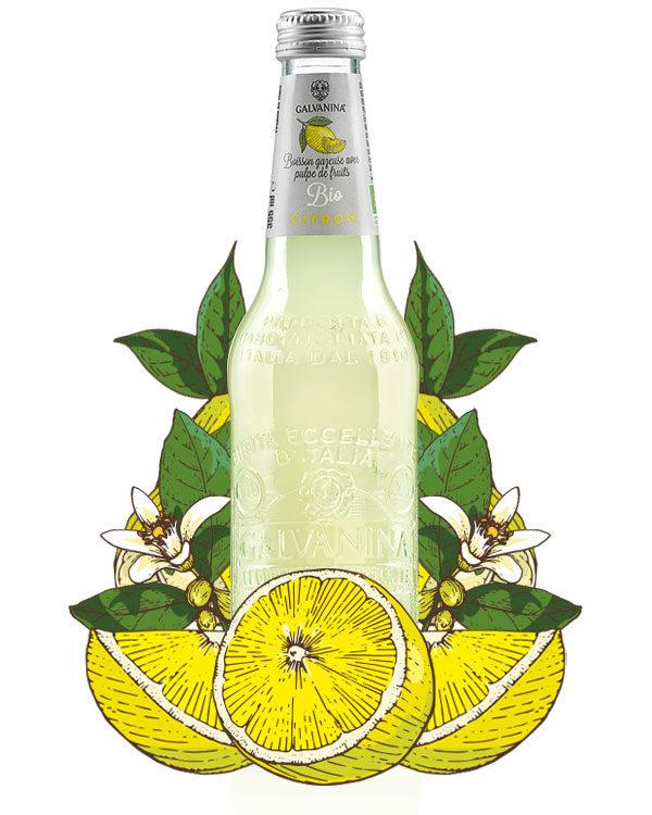Limonade Biologique