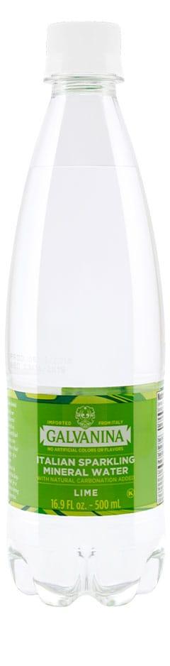 Acqua Minerale Aromatizzata al Lime