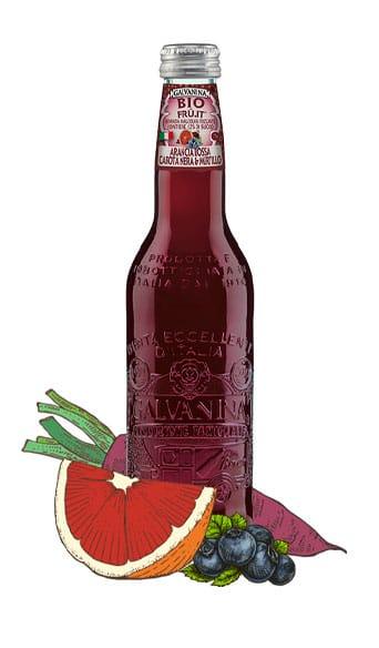Arancia Rossa Carota Nera & Mirtillo Bio