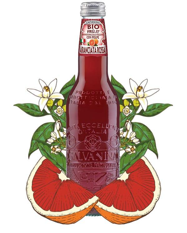 Aranciata Rossa Bio