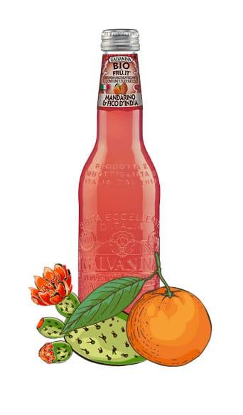 Mandarino & Fico d'India Bio
