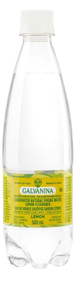 Acqua Minerale Aromatizzata al Limone