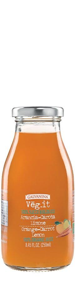 Arancia Carota Limone Bio